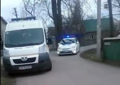 В Черновцах врач прибыл на вызов будучи навеселе - видео