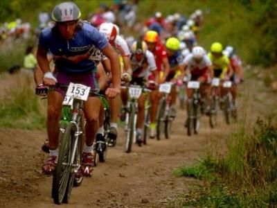 На Буковині відбуваються велогонки попри погану погоду