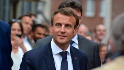 """Президент Франції заявив про рішучі заходи влади через нові протести """"жовтих жилетів"""""""