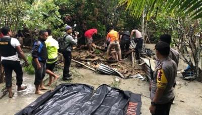 В Індонезії внаслідок повені загинули вже понад 60 осіб