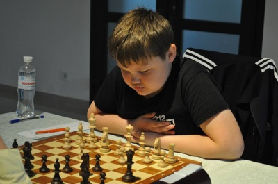 Юний шахіст з Буковини став срібним призером України зі швидких шахів