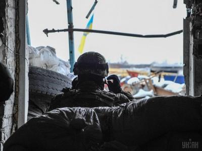 Ситуація на Донбасі: бойовики 6 разів обстріляли сили ООС
