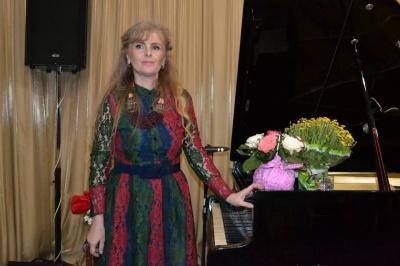У Чернівцях відбудеться музичний вечір Лариси Бережан