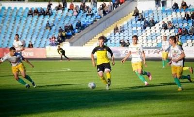 Ще один футболіст покинув «Буковину»