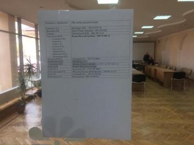 У Чернівцях довірена особа «спалила» 8 технічних кандидатів Тимошенко, – нардеп