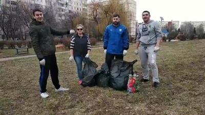 Чисточелендж: акція з прибиранням територій продовжує крокувати Чернівцями