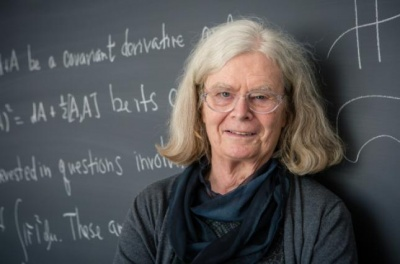 """""""Нобелівську премію з математики"""" вперше присудили жінці"""