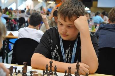 Юний шахіст з Буковини посів друге місце на домашньому чемпіонаті України з бліцу