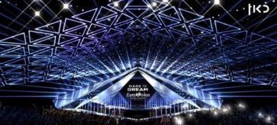 У мережі з'явилися фото головної сцени Євробачення-2019