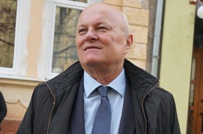 Сьогодні багаторічному меру Чернівців Федоруку виповнилося 65 років