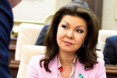 У Казахстані донька Назарбаєва стала спікером Сенату