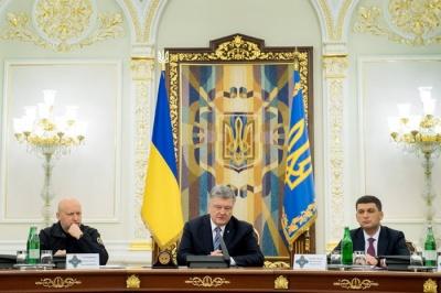 РНБО запровадила санкції проти 848 фізичних і 294 юридичних осіб з РФ