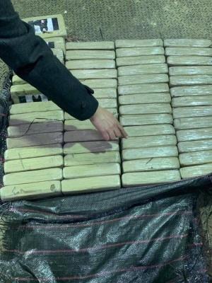 В одеському порту виявили 257 кг кокаїну