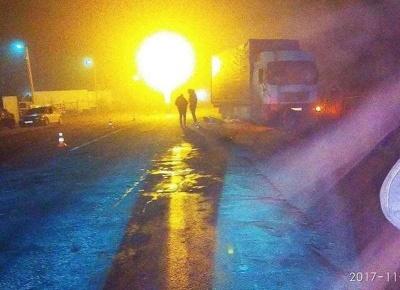 На Буковині засудили на 4 роки водія вантажівки, який збив на смерть юнака