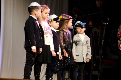 У Чернівцях єврейська громада відзначає свято Пурім – фото