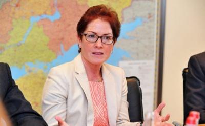 Держдеп: Заяви Луценка щодо посла Йованович неправдиві