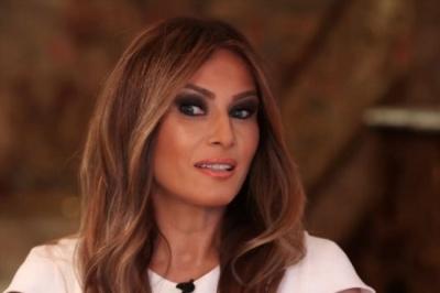 Відомий модельєр назвав Меланію Трамп «знаменитим ескортом»