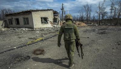 У зоні ООС бойовики здійснили 5 обстрілів. Загинув український військовий