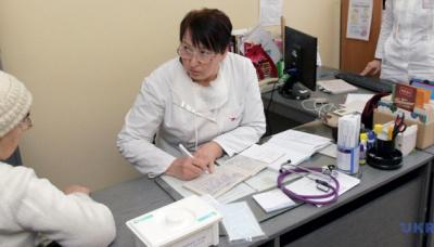 Декларації з лікарями підписали вже 25 мільйонів українців
