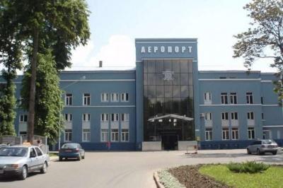 Бурбак закликав уряд допомогти з ремонтом смуги аеропорту «Чернівці»