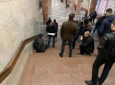СБУ: Російські спецслужби намагалися організувати теракт у харківському метро