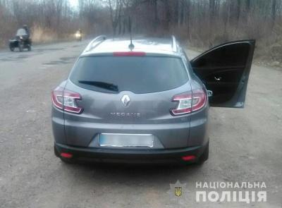 На Буковині водій-порушник намагався підкупити поліцейських