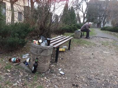 Про білочку, кропиву і сміття. Блог Галини Олійник