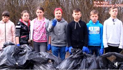 Не з Марсу прилетів цей хлам: на Буковині шестикласники зняли ролик про сміття  і попросили прибирати його - відео