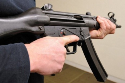 Нацполіція відмовляється від автоматів Калашникова та пістолетів Макарова