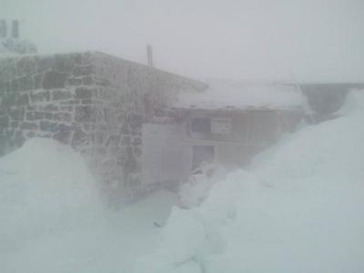 Карпати засипало снігом: у горах хурделиця і -9