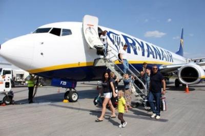 Лоукост Ryanair почне літати до Одеси та Харкова