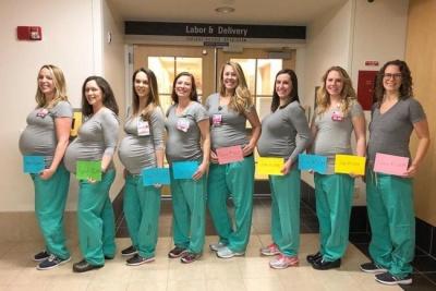 «Не пийте воду»: в пологовому будинку одночасно завагітніли дев'ять медсестер