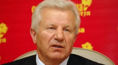 Мороз зняв свою кандидатуру з виборів президента