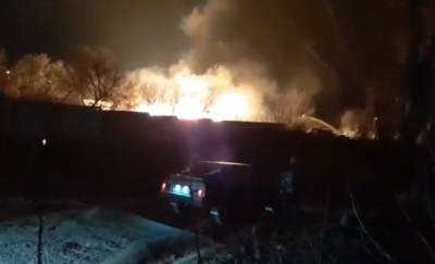 У центрі Кропивницького прогриміли потужні вибухи