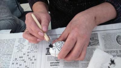 Як створити писанку за дві години: у Чернівцях провели майстер-клас – фото