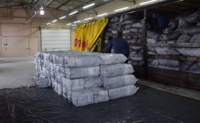 Найбільша контрабанда за 5 років: на «Порубному» затримали двох буковинців із цигарками на понад 6 млн грн