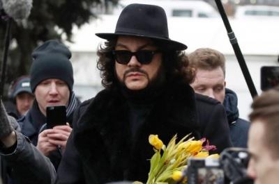 Кіркоров на похороні Началової вимагав для себе особливих почестей