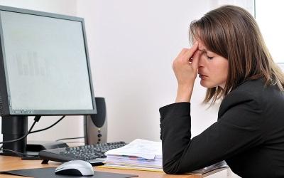 Як зберегти зір, працюючи за комп'ютером