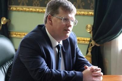 У Чернівцях Розенко розповів, хто буде отримувати 13 пенсію