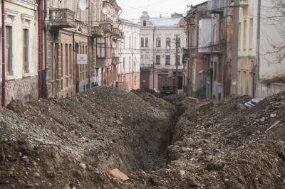 Продан не може домовитись із підрядником щодо ремонту вулиці Переяславської