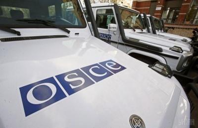 ОБСЄ ще на рік подовжила роботу Спеціальної моніторингової місії в Україні
