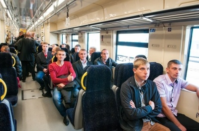 Від завтра дизель-поїзд до Львова почне курсувати зі станції «Чернівці-Південна»