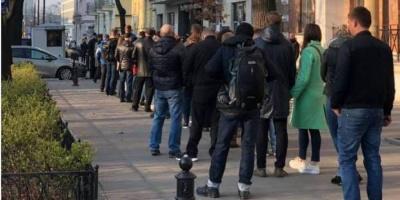 Голосування за кордоном: у Варшаві і Празі на дільницях черги