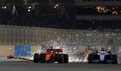 Формула-1: Гран-прі Бахрейну виграв Хемілтон