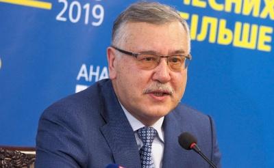 Гриценко за тиждень оголосить кого підтримає у другому турі виборів