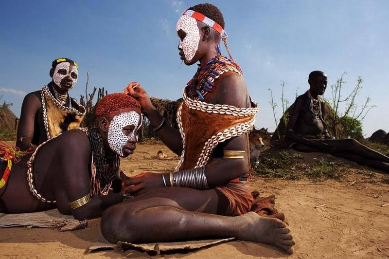 Видео сексуальная жизнь африканцев