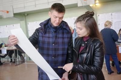 Як голосувала Буковина: попередні результати підрахунку голосів станом на 12.00