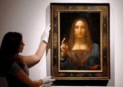 З Лувра зникла найдорожча картина в світі