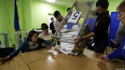 На двох дільницях у Чернівецькій області будуть перераховувати бюлетені