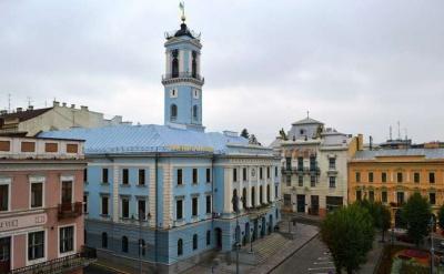 Сесія Чернівецької міськради 2 квітня не відбудеться